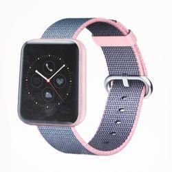 Pulseira-para-Apple-Watch-42-44mm-Nylon